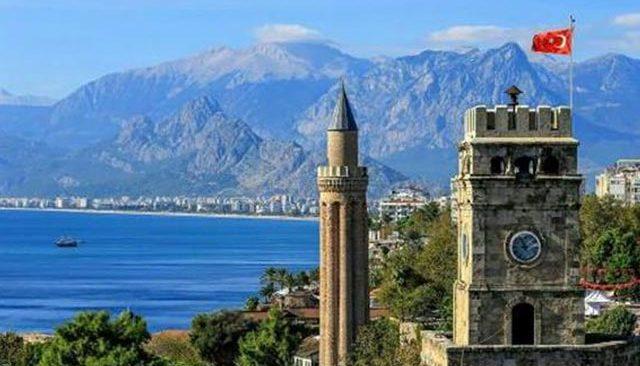 16 Ağustos Pazartesi Antalya'da hava durumu...
