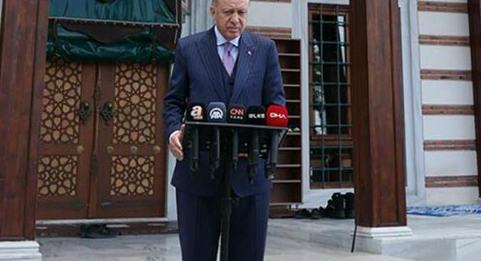 Son dakika... Cumhurbaşkanı Erdoğan Türkiye'deki Afgan göçmen sayısını açıkladı