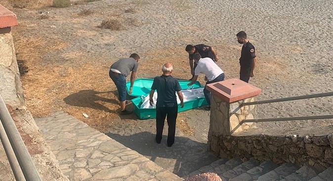 Rus uyruklu turist boğularak hayatını kaybetti