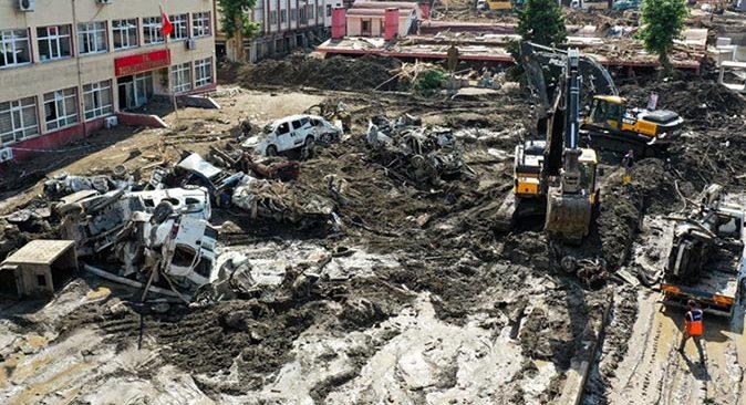 AFAD duyurdu: Sel felaketinde can kaybı 70'e yükseldi