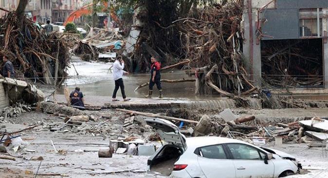 Son dakika... Sel felaketinde can kaybı 79'a yükseldi