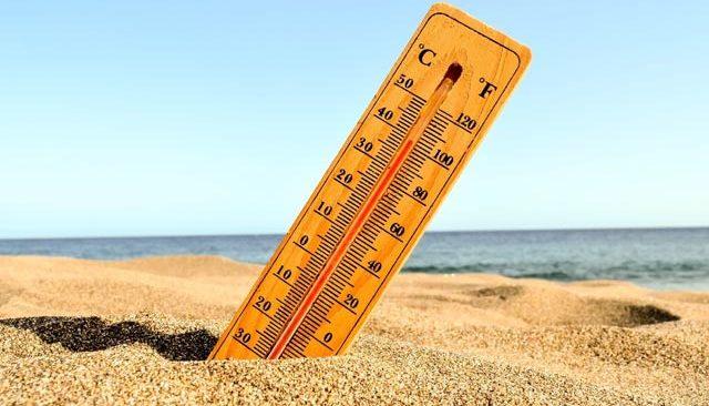 25 Ağustos Çarşamba Antalya'da hava durumu...