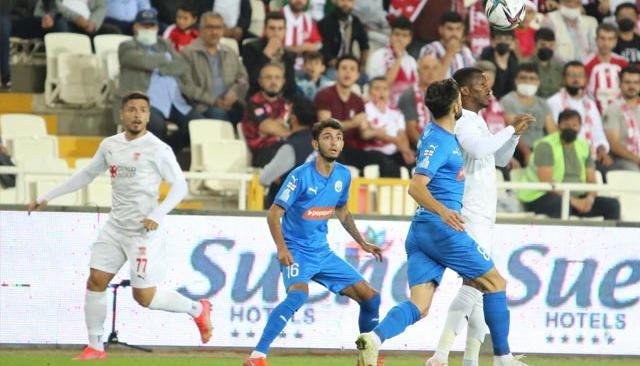 Son Dakika: Sivasspor, Avrupa'da yoluna dolu dizgin devam ediyor!