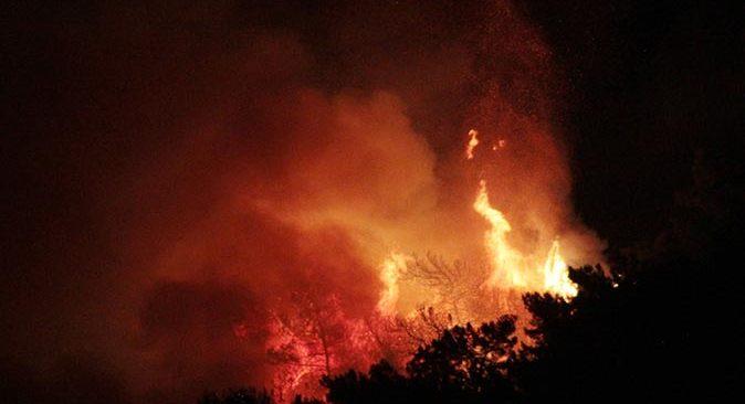 Yangınlarla ilgili son durum ne oldu? Bakan Pakdemirli açıkladı