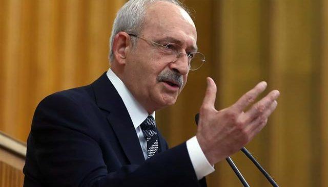 Kılıçdaroğlu'ndan hükümete çağrı: Hemen asker ve polisimizi geri çekin