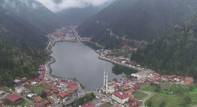Tatilcilerin yeni rotası Doğu Karadeniz oldu