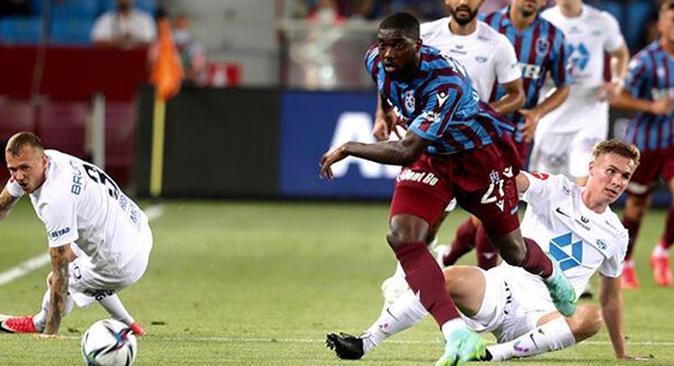 SON DAKİKA... Trabzonspor üstünlüğünü koruyamadı