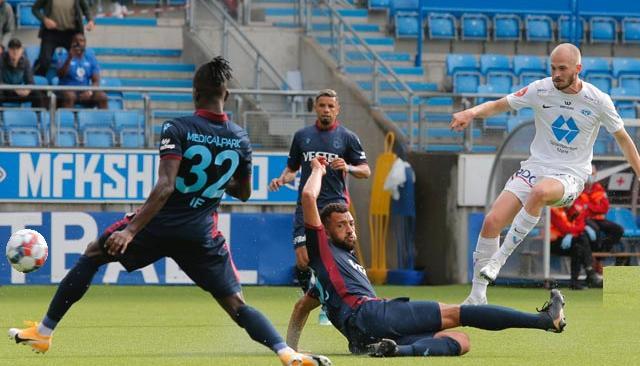 Trabzonspor Molde'yi penaltılarda geçti!