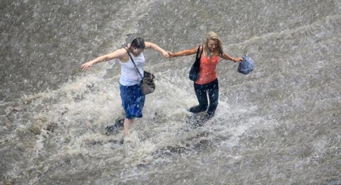 Meteoroloji'den kuvvetli yağış ve toz taşınımı uyarısı