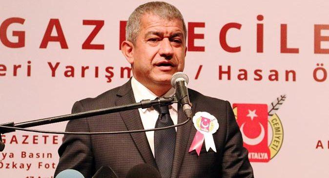 AGC Başkanı Mevlüt Yeni'den adaylık açıklaması