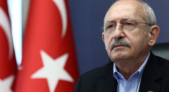 CHP lideri Kemal Kılıçdaroğlu'ndan cumhurbaşkanı adaylığı açıklaması