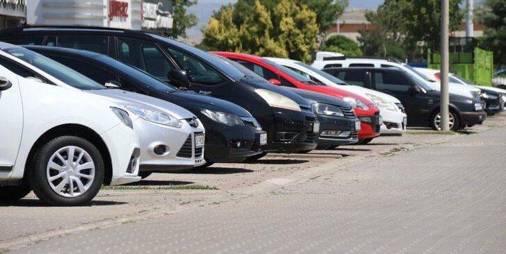 İkinci el otomobil piyasası durgun! Galericiler: İlkbaharda talep artabilir