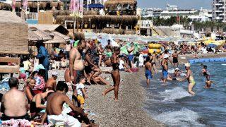 Antalya yazı, Doğu kışı yaşıyor
