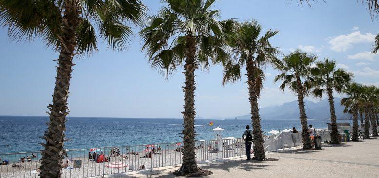 17 Eylül Cuma Antalya'da hava durumu...