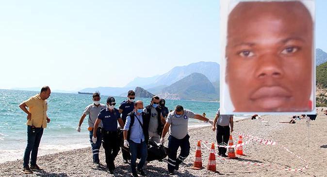 22 yaşındaki Jarimu Menya boğularak hayatını kaybetti