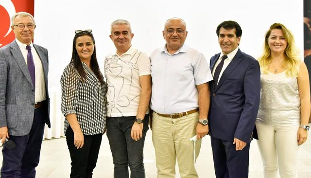 Antalya OSİAD'da yeni yönetim kurulu belirlendi