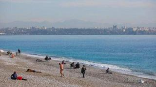 Antalya'da sıcaklık 2 ila 3 derece artacak