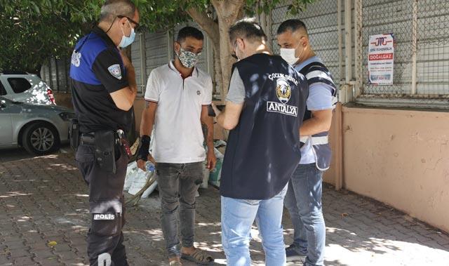 Antalya'da çocuk huzur operasyonu! 5 kişi yakalandı