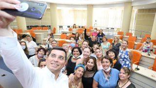 Kadın kooperatifleri Kepez'de buluşuyor