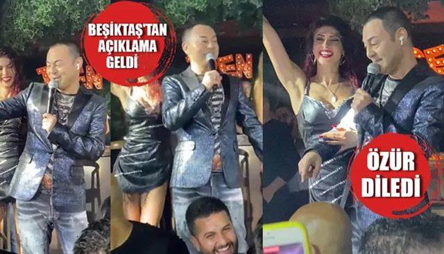 Serdar Ortaç'tan Beşiktaş taraftarını kızdıracak sözler!