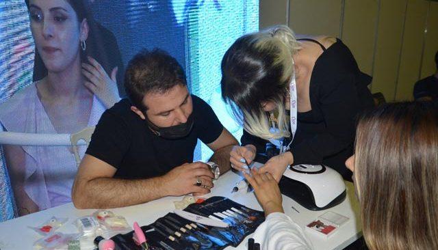 Turizm merkezi Antalya'da fuar heyecanı