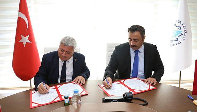 ALKÜ ile Ruse Üniversitesi arasında iş birliği
