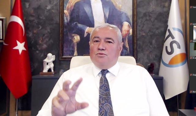 ATSO Başkanı Çetin: 2022 sezonu çok daha iyi olacak