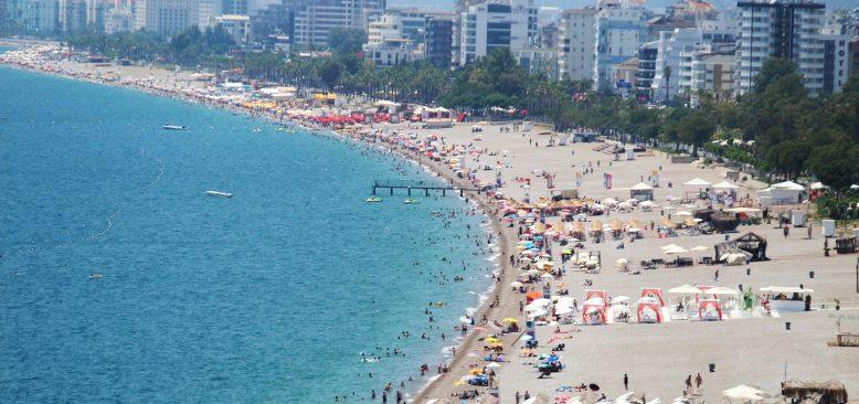 4 Eylül Cumartesi Antalya'da hava durumu...