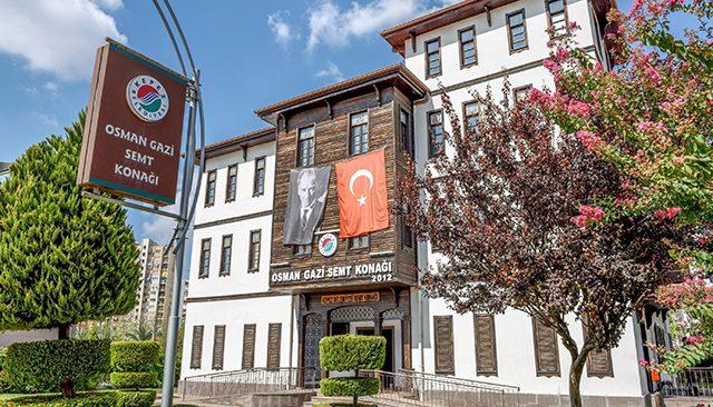 Kepez Belediyesi'nden Cumhuriyet'in 100. yılına 16 kütüphane