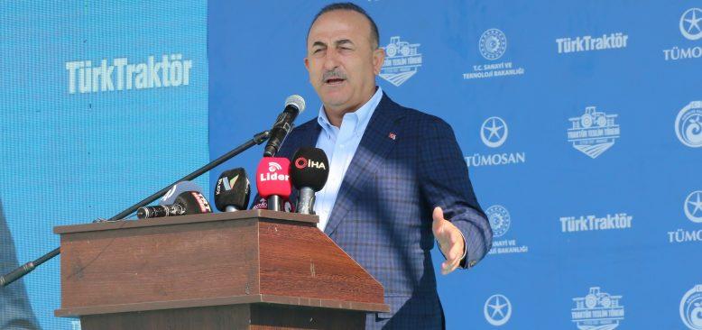 Dışişleri Bakanı Mevlüt Çavuşoğlu'ndan flaş mülteci açıklaması!