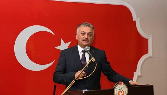 Vali Yazıcı: Son Türk şehit olana kadar bu topraklarda kalacağız