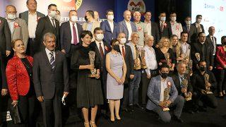 Antalya Gazeteciler Cemiyeti 2019-2020 Basın Ödülleri sahiplerini buldu