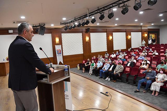Başkan Esen, Konyaaltı Kent Konseyi başkanlığına yeniden seçildi