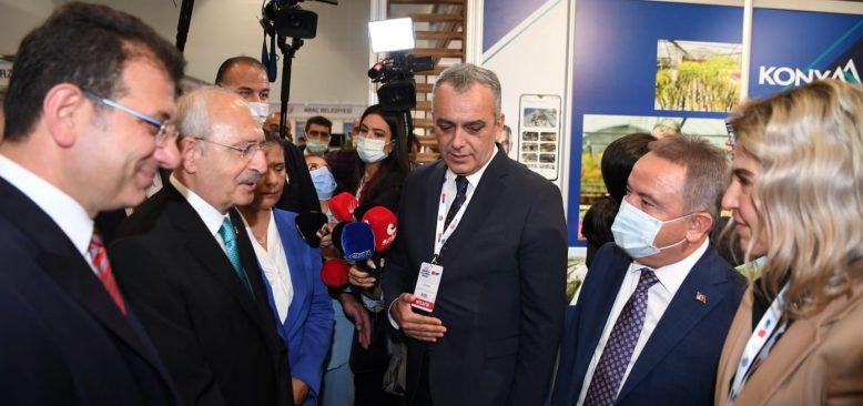 Çandır Fasulyesi İstanbul'da tanıtılıyor