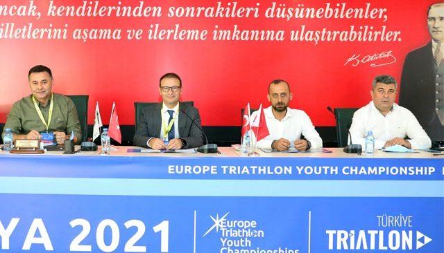 Alanya'da heyecan dorukta! Triathlon yarışlarında geri sayım başladı...