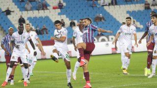Trabzonspor Alanya ile berabere kaldı