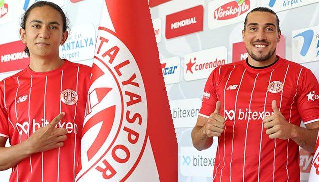 Antalyaspor'un yaş ortalaması 26'ya düştü