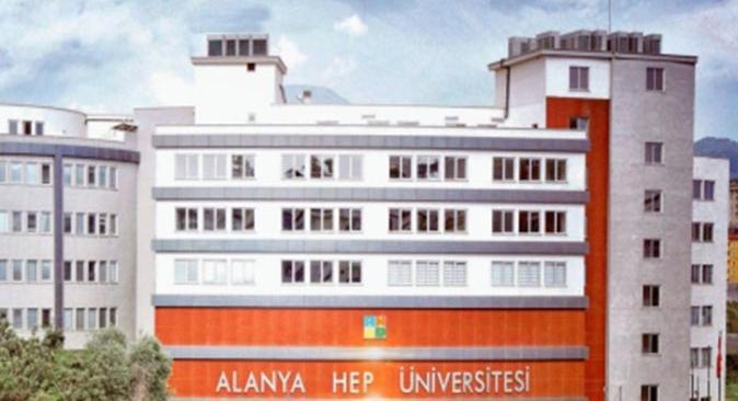 Antalya'daki bazı fakültelerin adı değişti