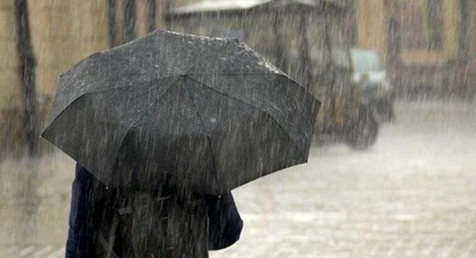 Meteoroloji'den Antalya'daki 5 ilçeye yağmur uyarısı