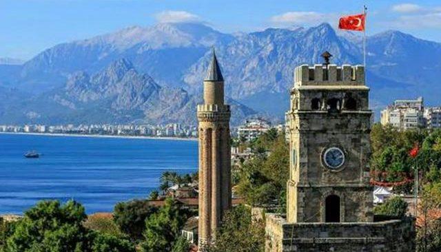 20 Eylül Pazartesi Antalya'da hava durumu...