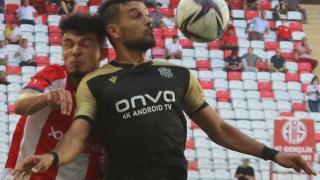 Son dakika... Antalyaspor Yeni Malatyaspor'u mağlup etti