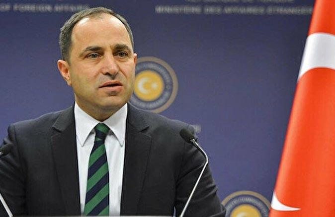 Dışişleri Bakanlığı Sözcüsü Büyükelçi Tanju Bilgiç'den Kırım açıklaması