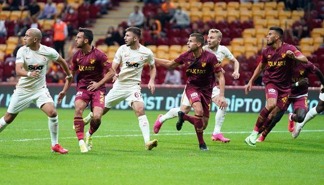 Galatasaray, Göztepe karşısında rahat bir nefes aldı