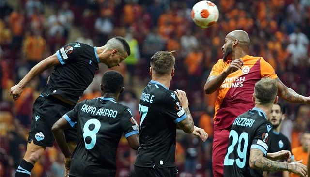 Galatasaray, Lazio'dan 3 puanı kopardı