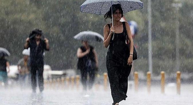 Meteoroloji'den Antalya ve çok sayıda ile sağanak uyarısı