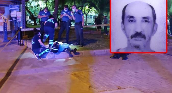 Hasan Özdemir'in parkta cesedi bulundu
