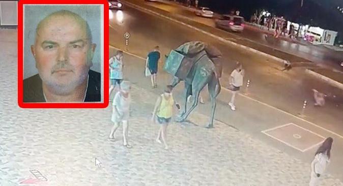 Antalya'daki kazada Lothar Detlef Loewe hayatını kaybetti