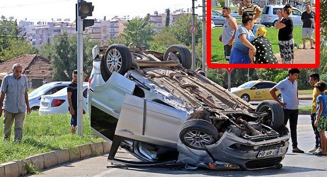 Antalya'da ekipler genç sürücü Mümin Hezer'in ölmediğine inandırmak için her yolu denediler
