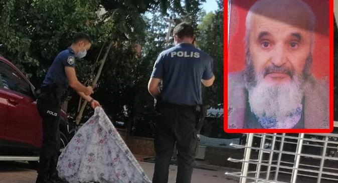82 yaşındaki Ahmet Barut penceren düşerek hayatını kaybetti