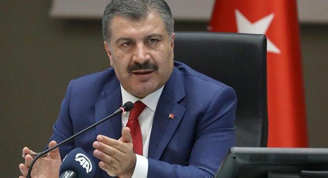 Sağlık Bakanı Fahrettin Koca'nın takipçi sayısı pandemiyle birlikte 70 kat arttı